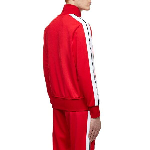 パーム・エンジェルス メンズ ジャケット&ブルゾン アウター Palm Angels Jacket RedwhiteBLACK