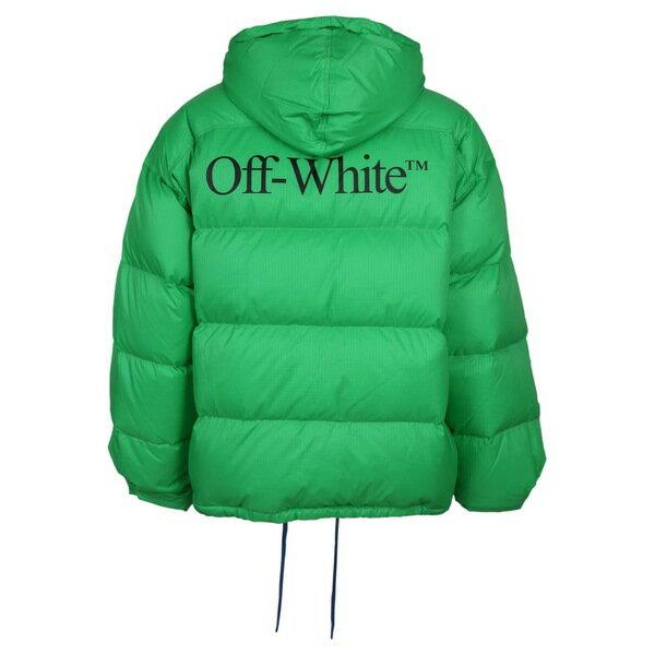 オフホワイト メンズ ジャケット&ブルゾン アウター Off-White Jacket Greenblack