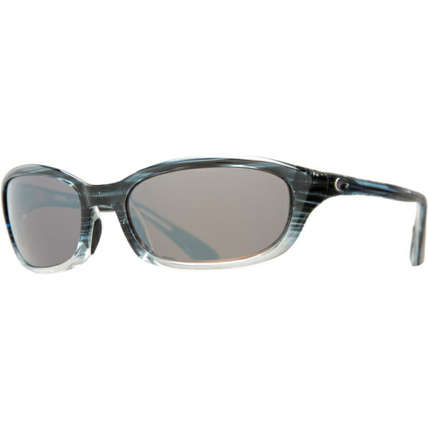 コスタ メンズ サングラス・アイウェア アクセサリー Costa Harpoon Polarized Sunglasses - Costa 580 Glass Lens Topaz Fade/Silver Mirror:asty