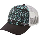 パタゴニア レディース 帽子 アクセサリー Patagonia Wave Worn Interstate Hat - Women's Black/White