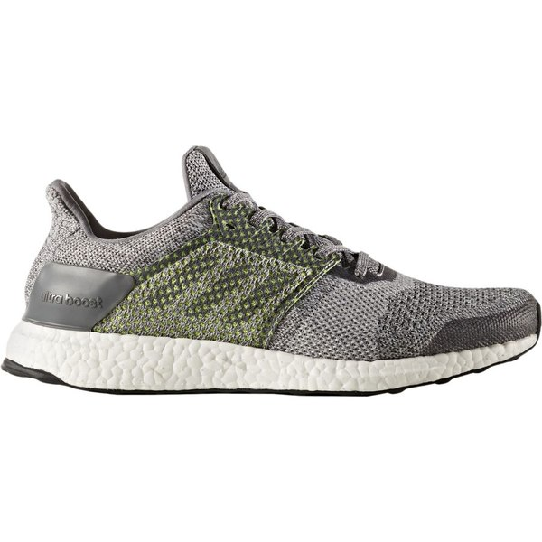 アディダス メンズ ランニング スポーツ Adidas Ultra Boost ST Running Shoe - Men's Grey Three/Silver Met/Grey Five