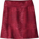 パタゴニア レディース スカート ボトムス Patagonia Morning Glory Skirt - Women's Tribal Geo Ombre/Craft Pink