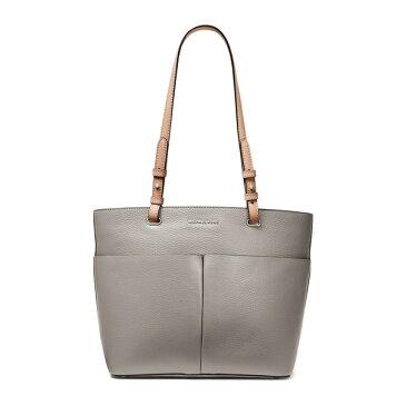 マイケルコース レディース トートバッグ バッグ Bedford Pebbled Leather Tote Bag Grey
