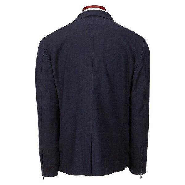 ジョンバルベイトス メンズ ジャケット&ブルゾン アウター Star USA Bryson Snap-Front Blazer Navy