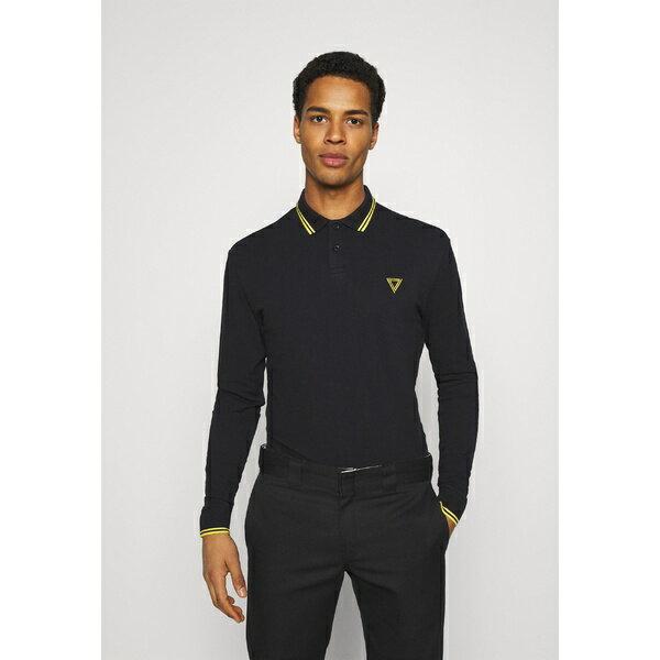 トップス, Tシャツ・カットソー  UNISEX - Polo shirt - black cqxw0006