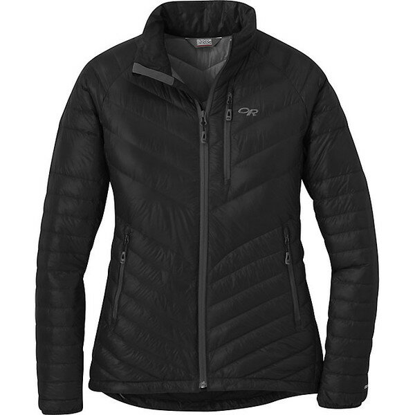 レディースファッション, コート・ジャケット  Outdoor Research Womens Illuminate Down Jacket Black