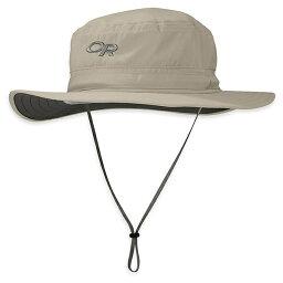 アウトドアリサーチ メンズ 帽子 アクセサリー Outdoor Research Helios Sun Hat Khaki