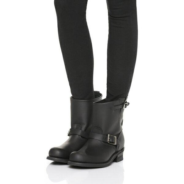 フライ レディース ブーツ&レインブーツ シューズ Engineer 8R Boots Black