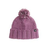 ノースフェイス メンズ 帽子 アクセサリー Cozy Chunky Beanie Pikes Purple