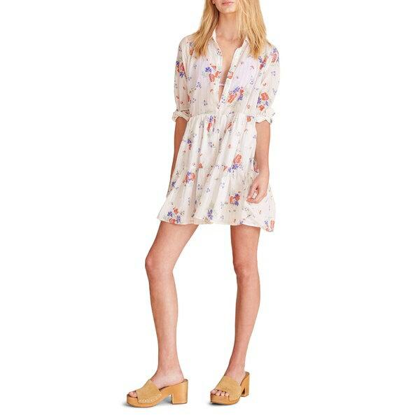 スーツ・セットアップ, ワンピーススーツ  Jemila Shirtdress Off White Multi