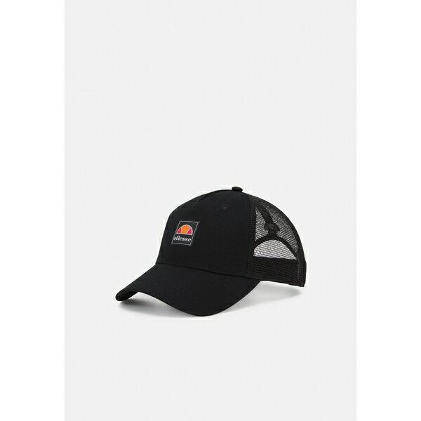メンズ帽子, キャップ  POLZI UNISEX - Cap - black esbk0046