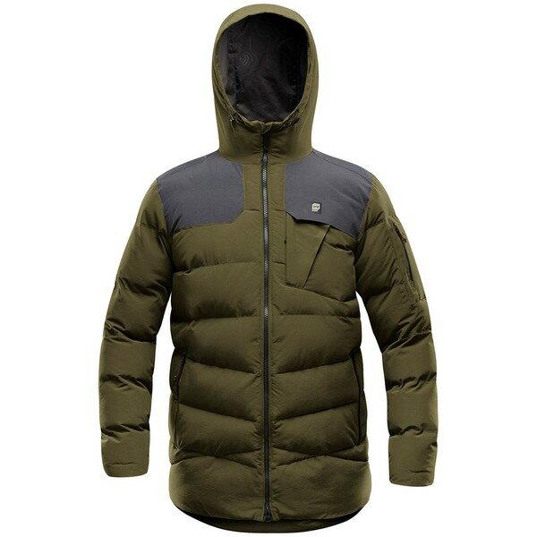 オラージュ メンズ ジャケット&ブルゾン アウター Orage Redford Jacket Tundra