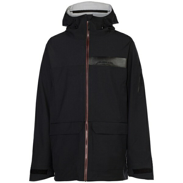 アルマダ メンズ ジャケット&ブルゾン アウター Armada Renard Softshell Jacket Black
