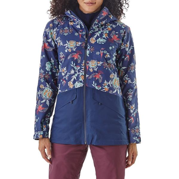 パタゴニア レディース ジャケット&ブルゾン アウター Patagonia Insulated Snowbelle Jacket - Women's Classic Navy