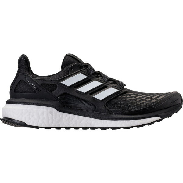 アディダス メンズ ランニング スポーツ Men's adidas Energy BOOST Running Shoes Core Black/Footwear White