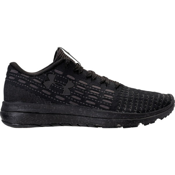 アンダーアーマー メンズ ランニング スポーツ Men's Under Armour Threadborne Slingflex Running Shoes Triple Black