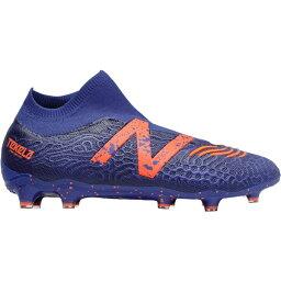 ニューバランス メンズ サッカー スポーツ New Balance Men's Tekela v3 Pro FG Soccer Cleats Blue/Orange