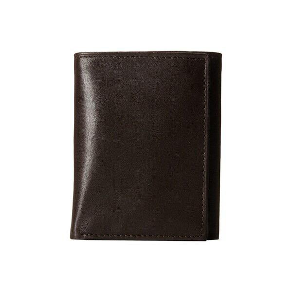 財布・ケース, メンズ財布  Smooth Glove Trifold Brown