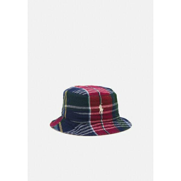 メンズ帽子, キャップ  BUCKET HAT UNISEX - Hat - desert khakimulticoloured
