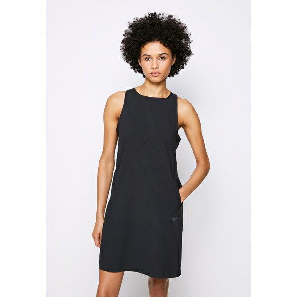 スーツ・セットアップ, ワンピーススーツ  CONTENTA SHIFT DRESS WOMENS - Day dress - black
