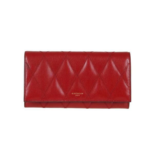 ジバンシー レディース クラッチバッグ バッグ Givenchy Chain Wallet Vermillon