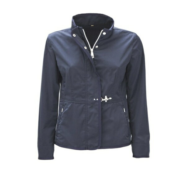 フェイ レディース ジャケット&ブルゾン アウター Fay Blue High Tech Fabric Jacket Blu