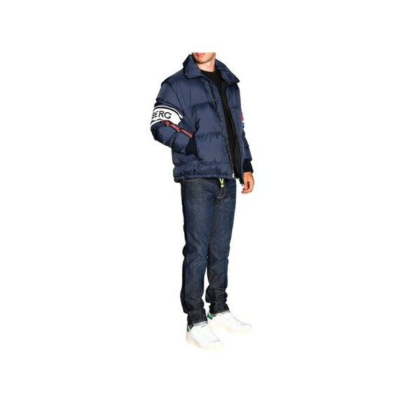 アイスバーグ メンズ ジャケット&ブルゾン アウター Iceberg Jacket Jacket Men Iceberg blue