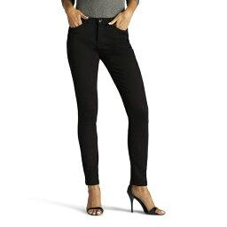 リー レディース デニムパンツ ボトムス Tall Sculpting Slim Fit Skinny Leg Jean Black