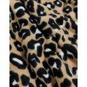 エイソス レディース マフラー・ストール・スカーフ アクセサリー ASOS DESIGN leopard print long scarf Multi 3