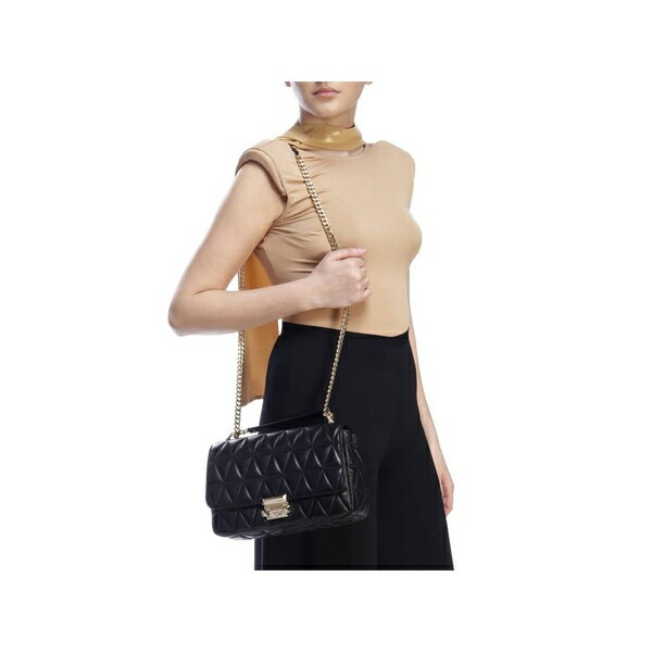 マイケルコース レディース ショルダーバッグ バッグ Michael Michael Kors Crossbody Bags Shoulder Bag Women Michael Michael Kors black