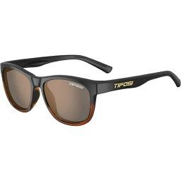 テフォシー メンズ サングラス・アイウェア アクセサリー Swank Sunglasses Brown Fade/Brown