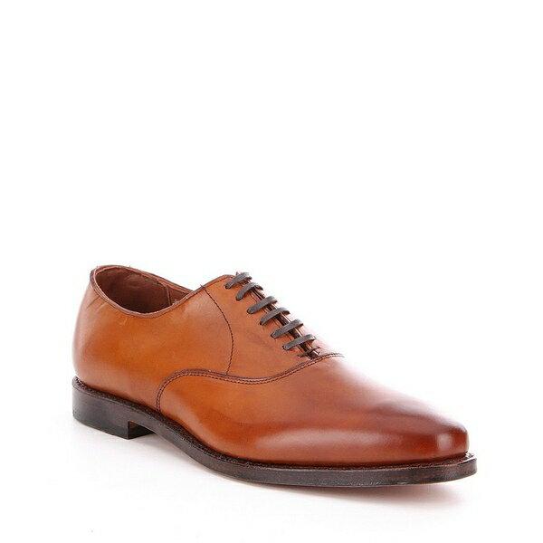 アレンエドモンズ メンズ ドレスシューズ シューズ Men's Carlyle Plain Toe Oxfords Walnut