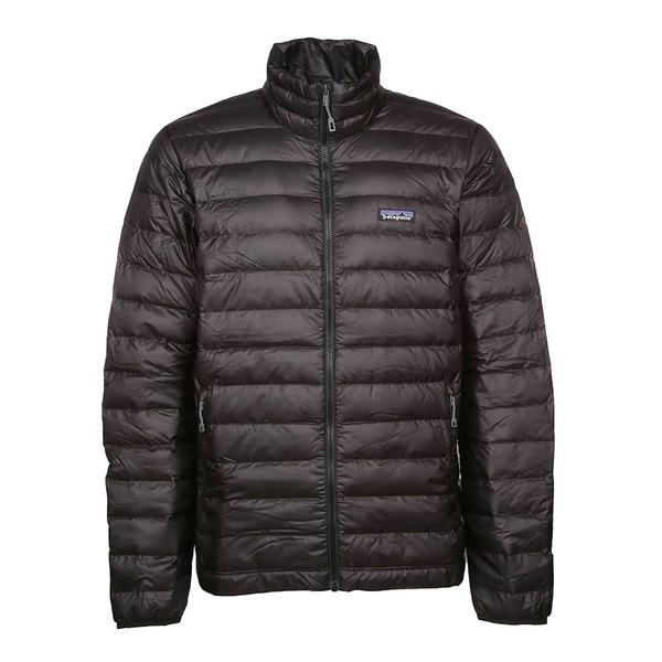 パタゴニア メンズ ジャケット&ブルゾン アウター Patagonia Zipped Padded Jacket Blk