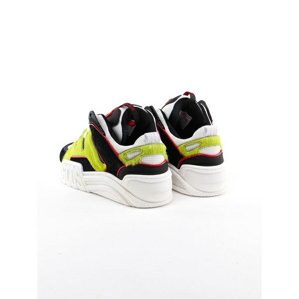 ジーシーディーエス メンズ スニーカー シューズ GCDS Skate Sneakers Green