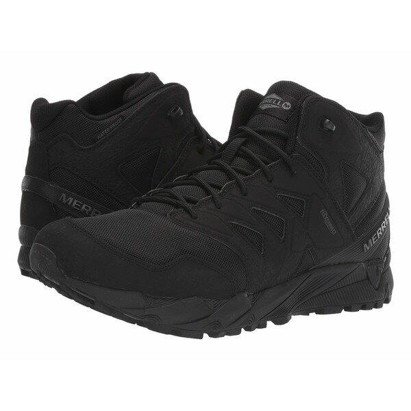 ブーツ, ワーク  Agility Peak Mid Tactical Waterproof Black