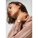 ダナ キャラン ニューヨーク レディース 腕時計 アクセサリー EASTSIDE - Watch - silver-coloured