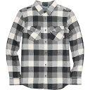 エレメント メンズ シャツ トップス Element Men's Tacoma 2.0 Shirt Flint Black