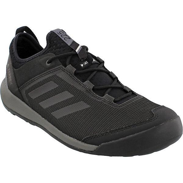 登山・トレッキング, 靴・ブーツ  Adidas Mens Terrex Swift Solo Shoe Utility Black Black Grey Four