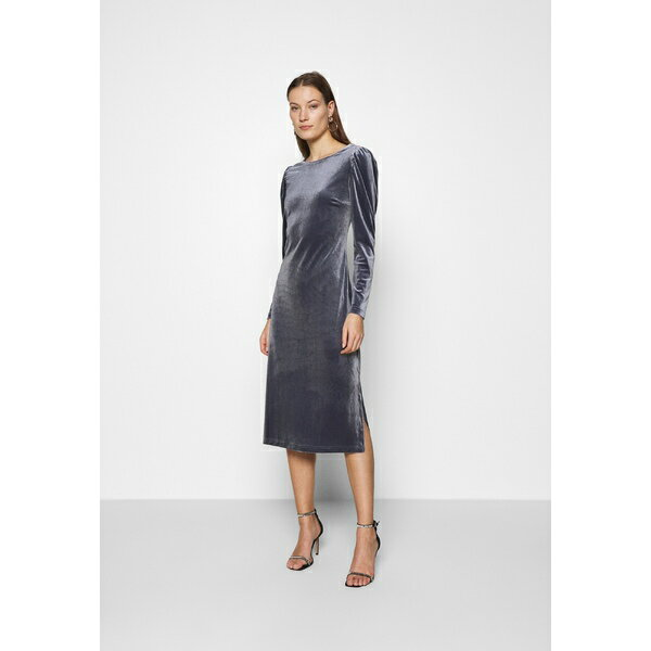 スーツ・セットアップ, ワンピーススーツ  CALLIESZ LONG DRESS - Cocktail dress Party dress - folkstone gray muhy00cf