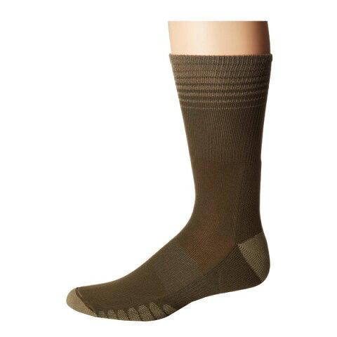 ユーロソック メンズ 靴下 アンダーウェア Hike Light Crew Bark