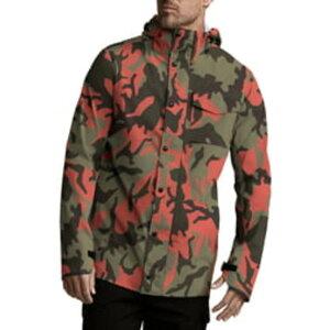 カナダグース メンズ ジャケット&ブルゾン アウター Nanaimo Windproof/Waterproof Jacket Fire Bud Camo