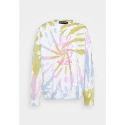ニューガールオーダー レディース パーカー・スウェットシャツ アウター SKILLZ - Sweatshirt - lilac/multi pify003d