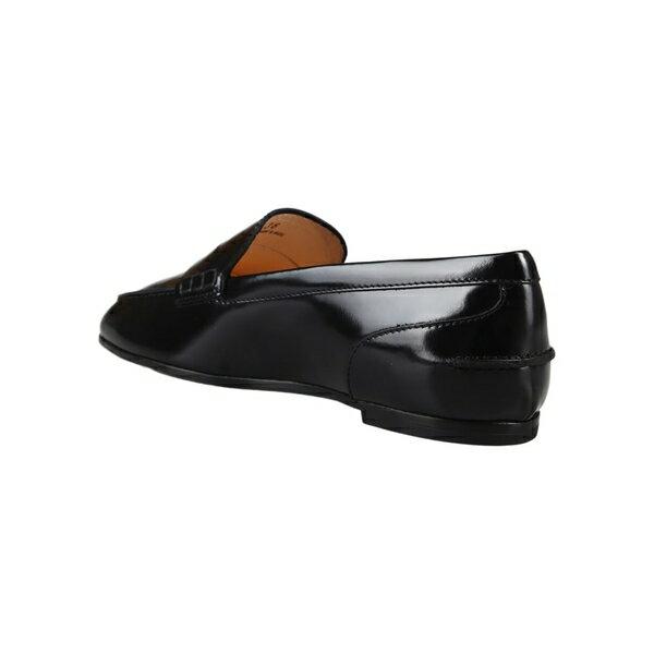 トッズ レディース パンプス シューズ Tod's Flat Shoes Nero