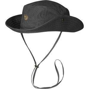 フェールラーベン メンズ 帽子 アクセサリー Abisko Summer Hat - Men's Dark Grey