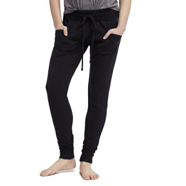 ボトムス, パンツ  Sunny Skinny Sweatpants - Womens Black
