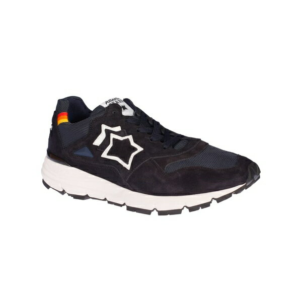 アトランティックスター メンズ スニーカー シューズ Atlantic Stars Polaris Sneakers Blue