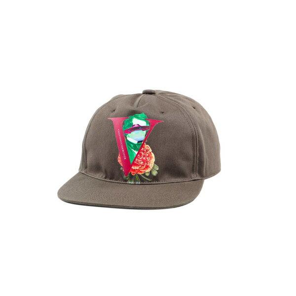 ヴァレンティノ ガラヴァーニ メンズ 帽子 アクセサリー Valentino Garavani Baseball Hat Olivesample