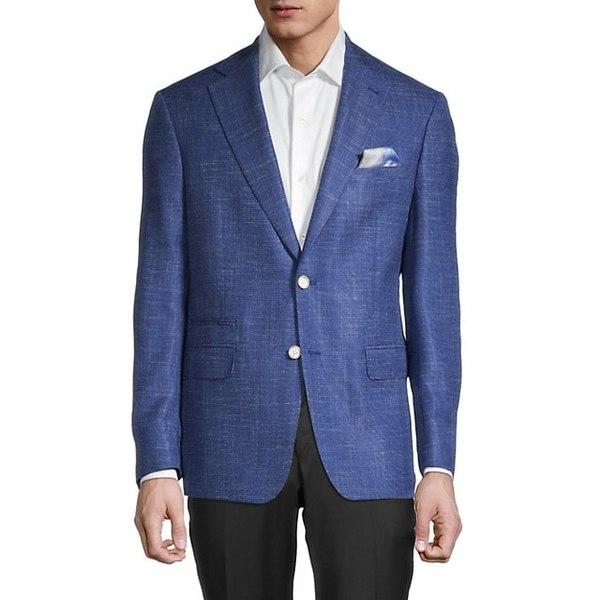 メンズファッション, コート・ジャケット  Regular-Fit Sportcoat BLUE