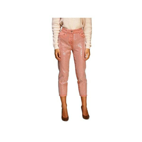 ブルマリン レディース カジュアルパンツ ボトムス Blumarine Pants Pants Women Blumarine pink