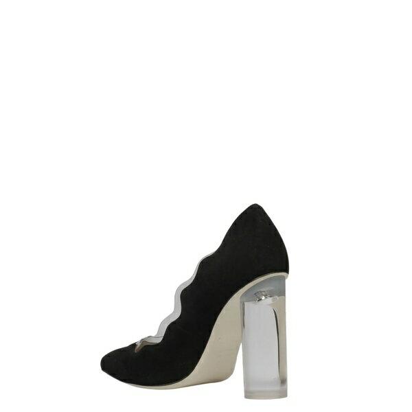 フランチェスカ・ベラヴィータ レディース ヒール シューズ Francesca Bellavita High-heeled shoe CamoscioNero